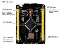 STM32F103ZET6 Development Board (with RTC & microSD card reader)