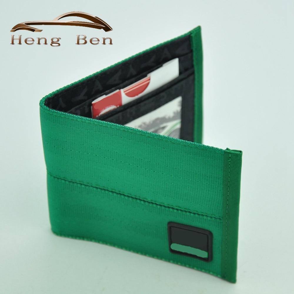 HB New For Bride Wallet For JDM Purse Unisex Mobile Phone Wallet Bride Fabrics Inside  Leather 4 Models