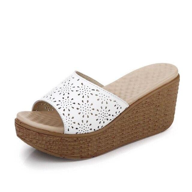 3602M suede hollow comfortable ladies flat shoes single shoes