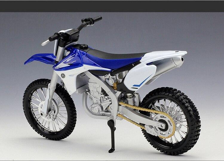 Yamaha YZ450F Model Motorcycle 4