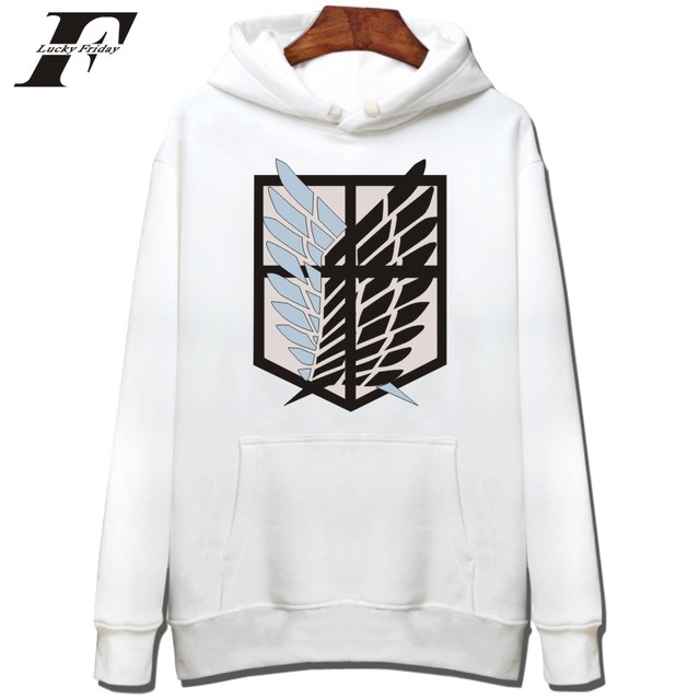 Attack On Titans Women's Hooded Sweatshirt