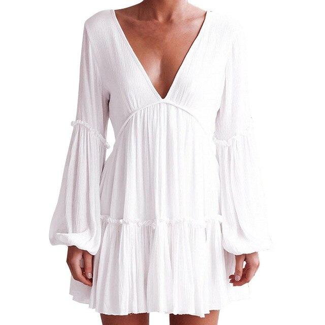 Women Dress Print Full...