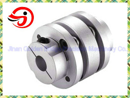 DMP82C- Flexible Double Plate Motor Coupler with Sleeve/ Disc Coupling l45mm od56mm flexible double disc clampe coupling