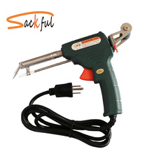 60W 120V  US Plug Electrical Soldering Iron Welding Soldering Gun with Tin Wire Stent ,1pcs/lot