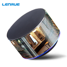 Metal Plating Wireless Bluetooth Speaker Portable Mini Subwoofer Loudspeaker With Mic Audio Gift TF AUX USB Deep Bass Speaker Q2 original meizu a20 wireless bluetooth speaker loudspeaker portable mini stereo maxx audio aux in usb 3 5mm built in mic outdoor