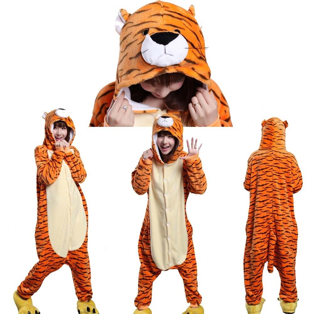 tiger adult kigurumi onesie (2)