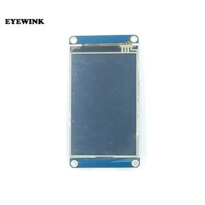 """Image 2 - Сенсорный экран Nextion 3,2 """"TFT 400X240, дисплей HMI, жк дисплей, сенсорная панель для arduino TFT raspberry pi"""