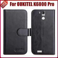 OUKITEL K6000 Pro Case New Arrival 6 Colors High Quality Flip Leather Exclusive Protective Cover Case For OUKITEL K6000 Pro Case