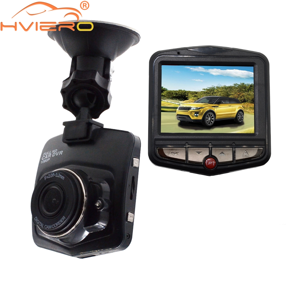 Mini macchina fotografica DVR videocamera videocamera 1080P Full HD Video LCD Parcheggio G-sensore Night Vision dash cam Vehicle Traveling Data Recorder