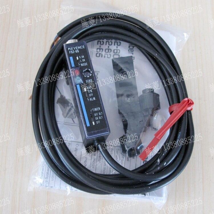 FS2-65  keyence   fiber amplifier fs2 62 keyence fiber amplifier