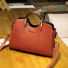 2019 Women Genuine Leather Handbags Luxury Handbags Crossbody Bags For Women Bags Designer Famous Brands Shoulder Bag Sac A T53(China)