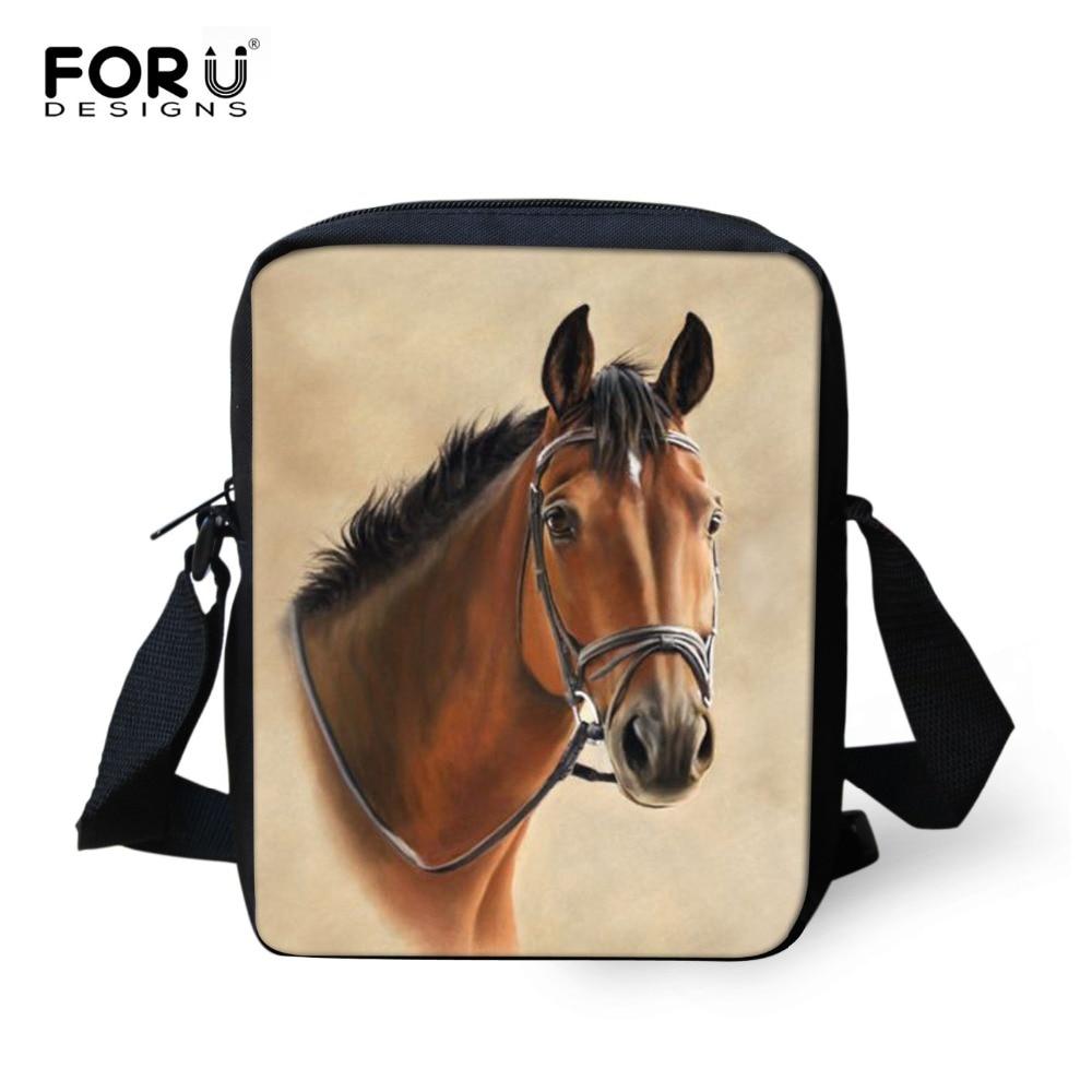 Fashion Crossbody Bag for female Women Travel Small Shoulder Bag,Crazy Horse Style Prints New Brand Men Messenger Bags for Girls