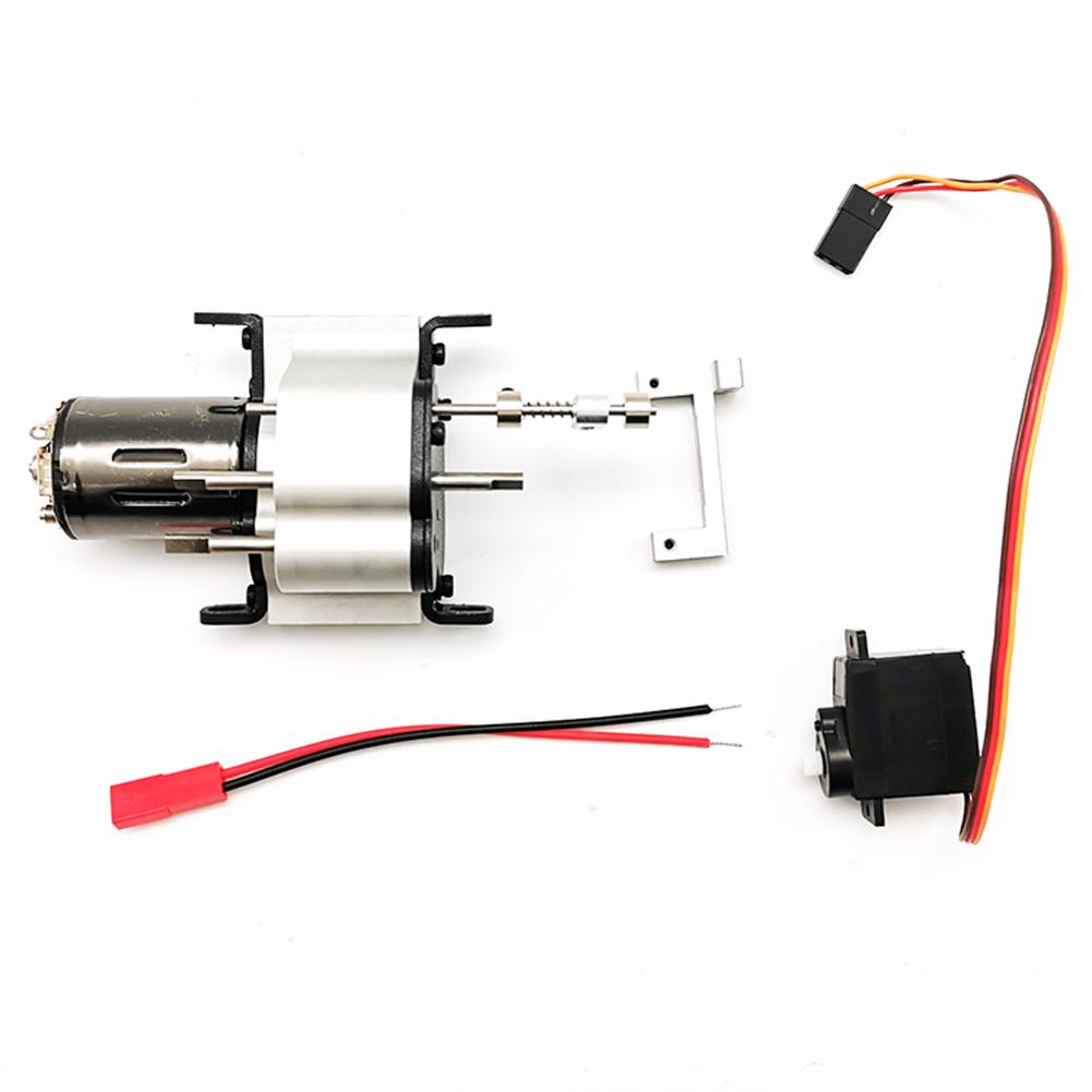 New Super powered All metal Gearbox for WPL MN 4WD 6WD RC Car DIY Retrofit Upgrade Model Accessories in Parts Accessories from Toys Hobbies