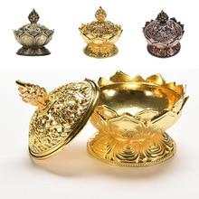 Tibetan-Style Incense Burners