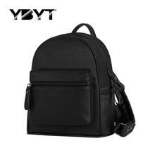 YBYT marque 2017 nouvelle mode sac à dos hotsale étudiant cartables scolaires femmes épaule sacs à provisions dames joker sacs à dos de voyage