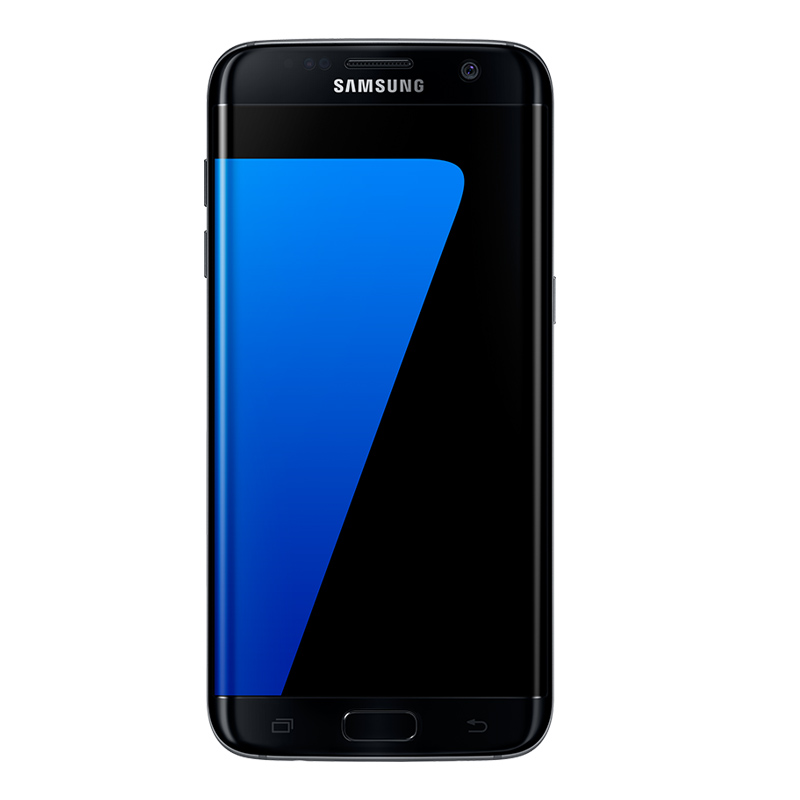 "Unlocked Samsung Galaxy S7 Edge Android Mobile Phone 4G LTE 5.5"" 12MP 4GB RAM 32GB/64GB ROM NFC GPS Smartphone"