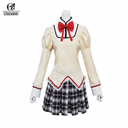 Customized-Anime-Puella-Magi-Madoka-Magica-Kaname-Madoka-Cosplay-Costumes-Outfit-Girl-Cosplay-Clothes-Qute-Girl