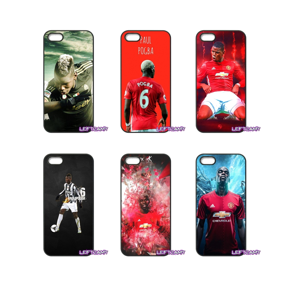 Paul Pogba soccer player Hard Phone Case Cover For Huawei Ascend P6 P7 P8 P9 P10 Lite Plus 2017 Honor 5C 6 4X 5X Mate 8 7 9