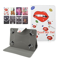 Universal PU Leather Stand Case Cover For MODECOM FreeTAB 1014 IPS X4 10 10 1 Inch