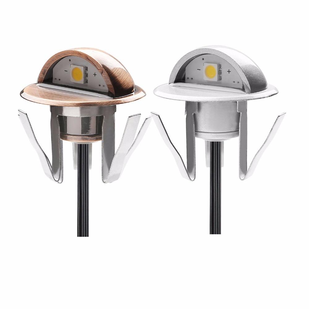 QACA Half-moon SMD5050 IP65 LED սանդուղքների - Արտաքին լուսավորություն - Լուսանկար 3