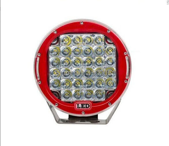 New style car led lights, off road head lights, arb truck spot lights 10-30v IP67 8160LM 12V 24V 96W high bright led work light