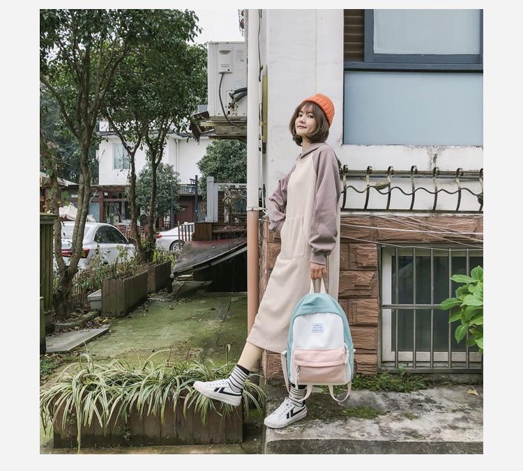 HTB1CyWFap67gK0jSZPfq6yhhFXaG 2019 New Fashion Women Backpack Leisure Shoulder School Bag For Teenage Girl Bagpack Rucksack Knapsack Backpack For Women