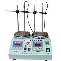 1pc de alta qualidade perfeito 110v/220v multi-unidade digital nenhum ruído agitador magnético termostático anticorrosivo hotplate