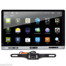 Android 4.4 7″ 2Din InDash Car DVD Radio Stereo Player HD capacitive touch screen WiFi 3G Radio Ipod bluetooth GPS+Tablet+CAMERA