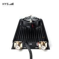 HYS КВ трансивер Усилители домашние 150 Вт fm 300 Вт SSB с мини вентилятор для любительского Радио двухстороннее Радио КВ трансивер Двухканальные
