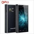 Vkworld t2 3g wcdma teléfono móvil del tirón de 4.0 ''android 5.1 mtk6580 Quad Core Smartphone Dual SIM 1G RAM 8G ROM 13.0MP Dual pantalla