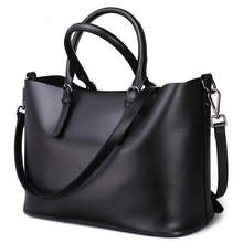 MUPO Marke Mode Frauen Luxus Echte Kuh Leder Große Kapazität Tote Bag Damen Handtaschen Schultertasche 2016 Neues Freies Verschiffen