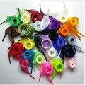Shoe laces Strings For Multi Color Ribbon Shoe Laces~Chiffon Shoelaces Adult & Child Sizes Hi Top Trainers & Boots DD2SLA1009
