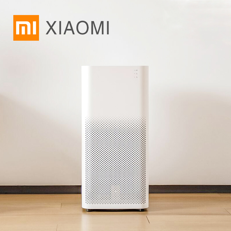 2018 Now Xiaomi Mi Air Purifier 2 Sterilizer Addition To Formaldehyde Purifiers Air Cleaning Intelligent Household Hepa Filter цены онлайн