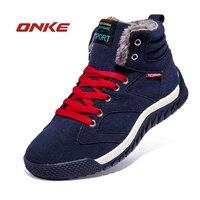 Noke Brand 2016 Thickening Men S Winter Sneakers Red Blue Men Shoes Sport Zapatillas Deportivas Hombre
