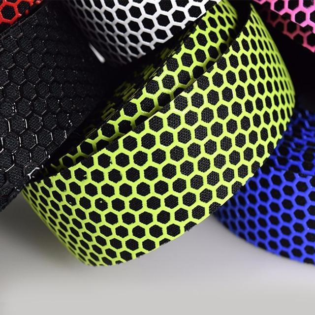 Bicycle Handlebar Tape Anti-Slip Breathable mountain bike Handle Belt shockproof Absorb sweat Bike Bar Tape Bicycle Accessories 3
