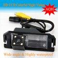 CCD ночного видения Автомобильная камера Заднего вида Резервного Копирования Камера для HYUNDAI I30/solaris (Verna) хэтчбек GENESIS COUPE/KIA SOUL