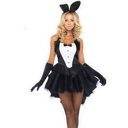 2017 summer style sexy bunny costumes lady role playing ds costume funny halloween costume beer festival - Best Halloween Costumes Female