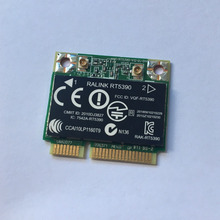 SSEA Wholesales Wireless Card for HP  TPN-Q109 G4-4 Q109 2000 G4  RT5390 Half Mini PCI-E 802.11 b/g/n 300Mbps SPS:630703-001