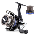 100% Original 15 Shimano NEXAVE 2500FD 3000SFD 4000FD 4BB Front Drag Fishing Spinning Reel Saltwater Carp Fishing + extra spool