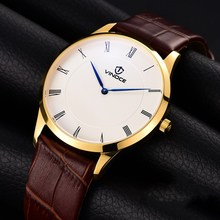 2017 Hot Fashion Luxury Brand Vinoce Quartz Watch For Men Business Dress Waterproof Wristwatch Men's Relogio Clock Montre Homme
