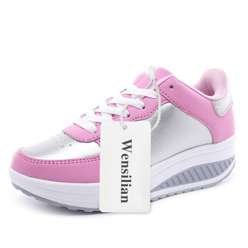 Летние кроссовки женские кроссовки Basket Femme tenis feminino туфли на платформе женские белые кроссовки черные zapatos de mujer
