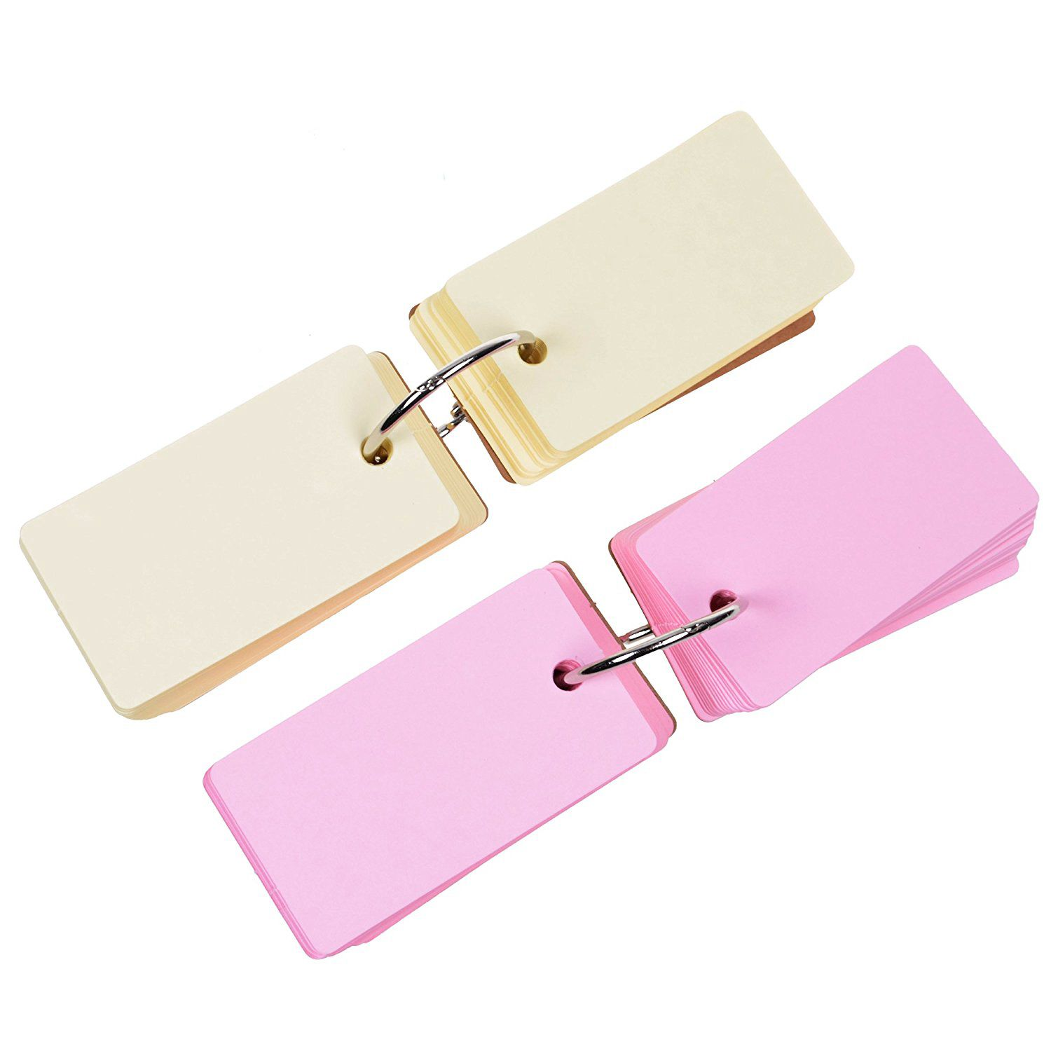Hot Sale Binder Ring Easy Flip Flash Cards Study Cards
