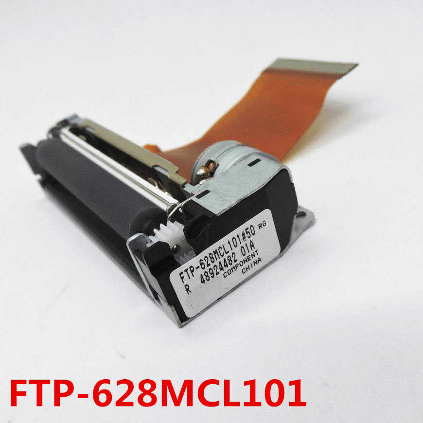 Asli Print Head untuk FTP-628MCL101 Printer Thermal Mekanisme 58 Mm Menerima Printhead