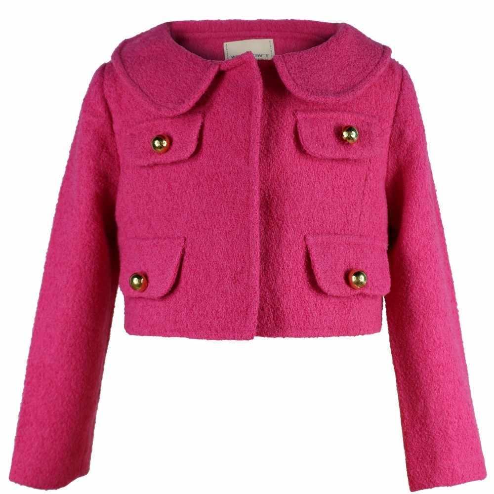 Весенняя куртка для девочек Детская Однотонная повседневная обувь верхняя одежда девочек Повседневное розовая куртка с капюшоном для девочек-подростков куртки 10Y 4C0846