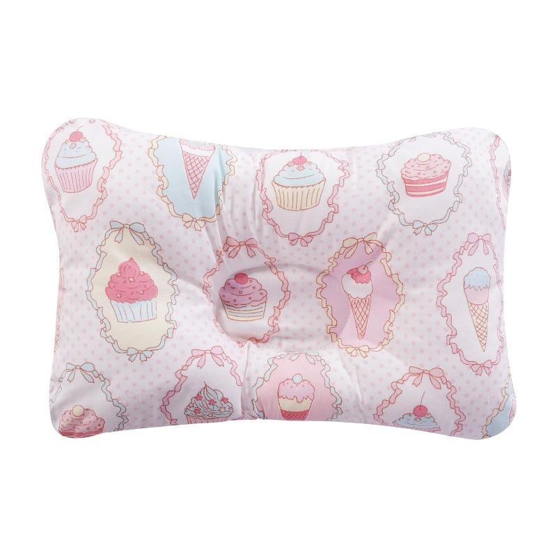 [Simfamily] новая Брендовая детская подушка для новорожденных, поддержка сна, вогнутая подушка, подушка для малышей, подушка для детей с плоской головкой, детская подушка - Цвет: NO3