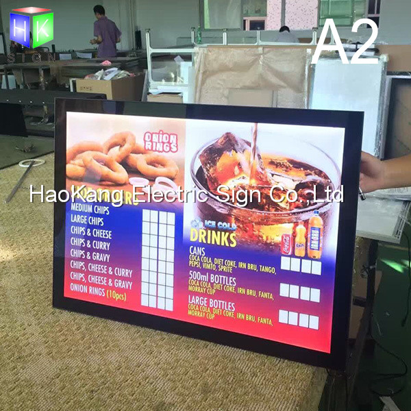 curry co lighting. LED Aluminum Photo Frame With Backlit Light Box Sign For Restaurant Fast Menu Food-in Advertising Lights From \u0026 Lighting On Aliexpress.com Curry Co M