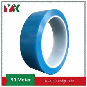 8mm Blue PET Refrigerator Tape