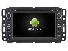 Android 5.1.1 CAR Audio DVD player FOR CHEVROLET Silverado/Tahoe/Suburban gps Multimedia head device unit  receiver BT WIFI