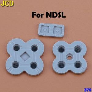 Image 5 - JCD резиновый проводящий D pad для мальчиков, классический ГБ GBC GBP GBA SP для 3DS NDSL NDSI NGC, силикон, начать выбор клавиатуры