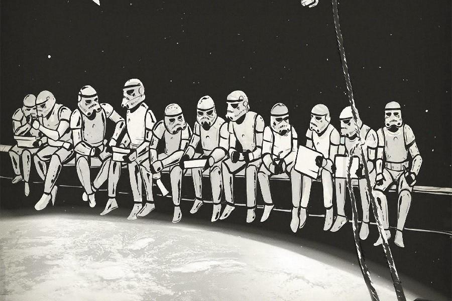 Popular Star Wars Canvas Wall Art Buy Cheap Star Wars Canvas Wall Art Lots From China Star Wars